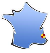 Situation Chalet Alp Azur