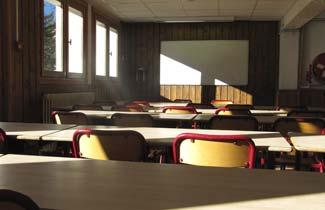 Chalet Alp'Azur - Salle de classe
