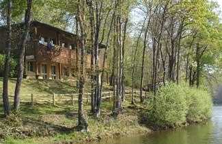 Centre d'accueil La Mazure - Pavillon du Lac