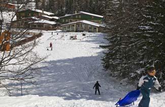 Ski au CIS Val Cenis