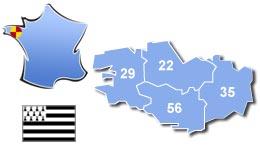 Les centres d'hébergement pour groupes scolaires et colonies, en Bretagne