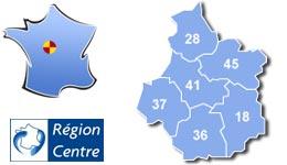 Les centres d'hébergement pour groupes scolaires et colonies, en région Centre