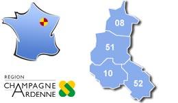 Les centres d'hébergement pour groupes scolaires et colonies, en Champagne-Ardenne