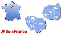 Les centres d'hébergement pour groupes scolaires et colonies, en Île-de-France
