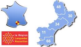 Les centres d'hébergement pour groupes scolaires et colonies, en Languedoc-Roussillon