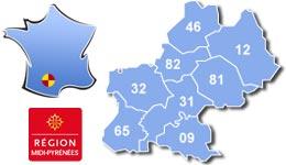 Les centres d'hébergement pour groupes scolaires et colonies, en Midi-Pyrénées