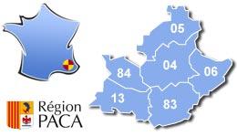 Les centres d'hébergement pour groupes scolaires et colonies, en région PACA