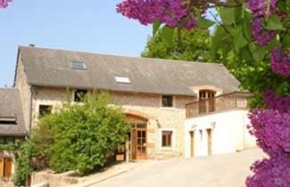 Centre nature du Croux - Le restaurant
