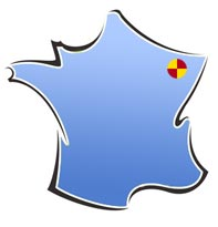 Situation Centre équestre Bertaucourt - Charmes