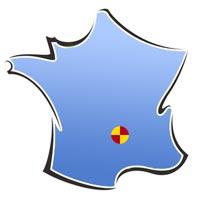 Situation Chalets du Mézenc