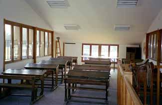 Centre d'accueil Cocico - Une salle de classe