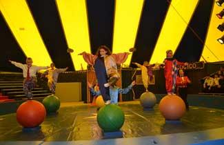 Cirque équestre Cocico - Le spectacle