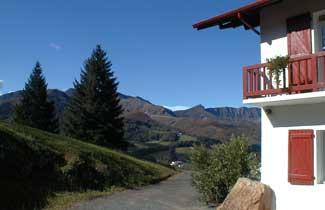 Domaine d'Oronozia : la vue du centre