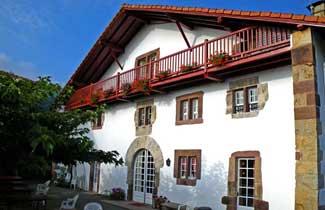 Centre d'Oronozia - La façade