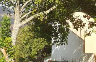 Centre d'Oronozia - Le fronton de pelote basque