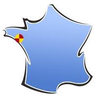 Situation Ecole Nicolas Hulot - Branféré