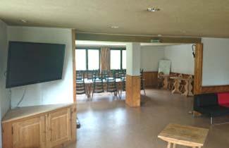 Les Ecrins d'Azur - La salle de tv