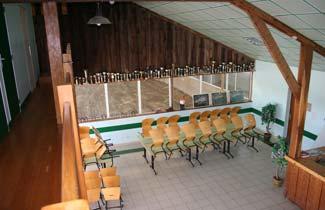 Cafétéria de l'équi centre de vacances du Rulan