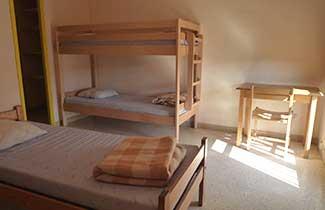 Espace Gard Découvertes - Chambre