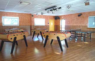 Espace Gard Découvertes - Salle d'animation