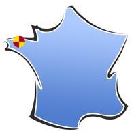 Situation du Centre du Baly, à Ploemeur-Bodou (22)