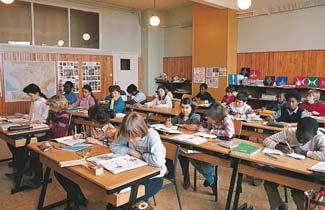 Centre de vacances Jeanne Géraud - Classe