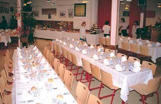Centre de vacances Jeanne Géraud - Restaurant
