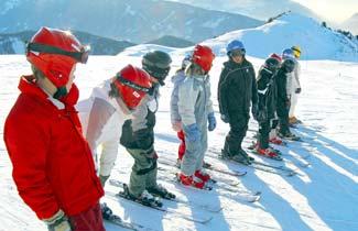 Centre de vacances Jeanne Géraud - Ski