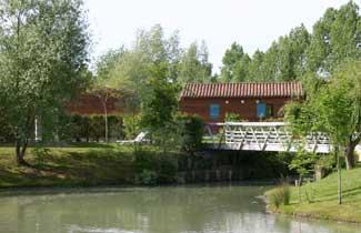Centre L'Emeraude - Les chalets