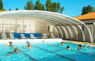 Centre L'Emeraude -La piscine