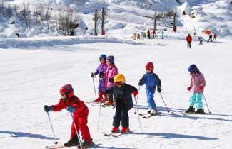 Classe de neige - Pyrénées