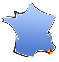 Situation centre La Grande Bastide