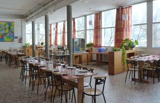 Le Brudou - La salle à manger