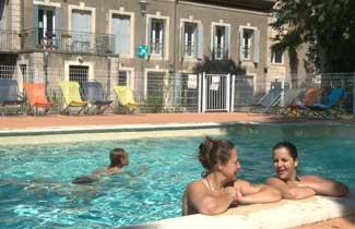 Le Cart - La piscine