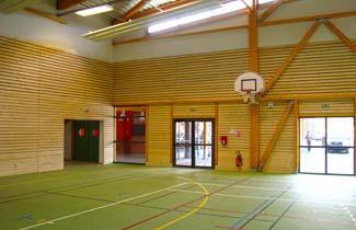 Gymnase Centre Le Cézallier
