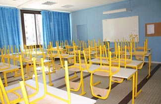 Centre Léon Bourgeois - Salle de classe