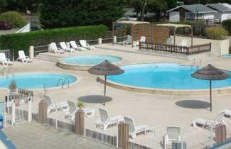 Les Brigantins - La piscine