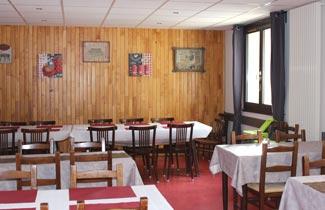 Centre de vacances Les Carlines - Le restaurant