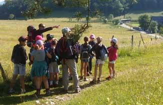Voyage scolaire dans le Vercors