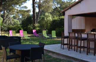 Centre de vacances Les Voiles d'Azur - Extérieur