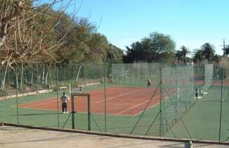 Les Voiles d'Azur - Tennis