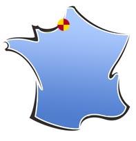 Situation Domaine de Lieu Dieu - Beauchamps