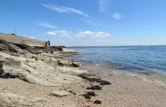 Centre PEP - La Maison de l'Océan - La plage