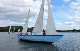 Centre PEP - La Maison de l'Estuaire - Le bateau