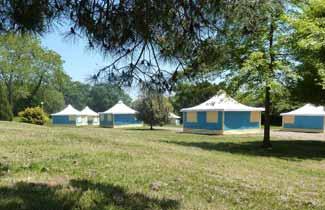 La Maison du Golfe - Les tentes kiwis