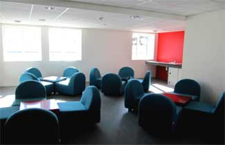 Centre d'accueil Mon Abri - Salle d'activités