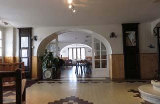 Centre Montagne et Musique - L'accueil