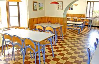 Centre Montagne et Musique - Les salles à manger