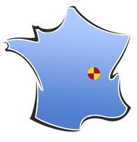 Situation Poney Club de Laizé