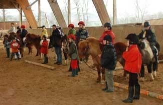 Classe poney